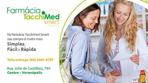 Farmácia Tacchimed Smart