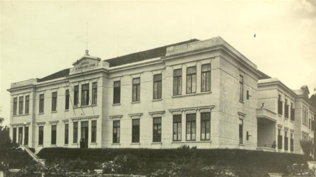 HOSPITAL TACCHINI - Uma instituição que nasceu e cresceu com a comunidade